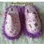 รองเท้าถูพื้น ไมโครไฟเบอร์ ลายอักษร 25 - 27 cm thumbnail 6