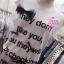 ชุดเดรสเกาหลี พร้อมส่งมินิเดรสหรือเสื้อตัวยาวงานตัวจริงผ้าดีมาก thumbnail 3