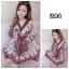 ชุดเดรสเกาหลี ผ้าไม่หนา ใส่สบายมี 3 สี ให้เลือก thumbnail 2