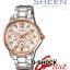 CASIO SHEEN นาฬิกาข้อมือSHEEN รุ่น SHE-3029SG-7A thumbnail 1