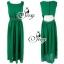 Elegant Sleeveless Bohemian Style Open Back Maxi Dress thumbnail 7
