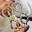 พร้อมส่ง Infinity Diamond Bangle กำไลงานสวยมากก thumbnail 5
