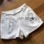 เสื้อผ้าเกาหลี พร้อมส่งเซ็ตเสื้อแขนกุดพิมพ์ลายLemonและกางเกงขาสั้นสีขาว thumbnail 12