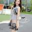ชุดเดรสเกาหลี พร้อมส่งเดรสแฟชั่นแบรนด์เนม ลุค classy & casual thumbnail 21