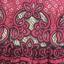 ชุดเดรสเกาหลี พร้อมส่งRed Wine Lace Luxury Dress thumbnail 10