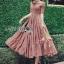 Sonia Country Girl Printed Cotton Smock Dress thumbnail 1