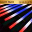 หลอดไฟงานวัด LED (ไฟนิ่งไม่กระพริบ) สีธงชาติ / หลอดไฟ T8 หลอดสี thumbnail 1