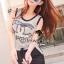 ชุดเดรสเกาหลี พร้อมส่ง Sequins Furnish Two Tone Maxi Dress thumbnail 4