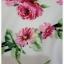 เสื้อผ้าเกาหลี พร้อมส่งเซ็ทเสื้อ+กางเกง ผ้าดีมีน้ำหนักพิมพ์ลายดอกไม้สีชมพูทั้งชุด thumbnail 7