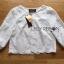 เสื้อผ้าเกาหลี พร้อมส่งเสื้อคลุมผ้าคอตตอนปักลายดอกไม้สไตล์เบสิก thumbnail 14