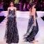 LBT Classy Feather V-Back Maxi Dress thumbnail 5