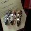 Cartier Bracelet รุ่นใหม่ล่าสุด หน้าโลโก้คาเทียร์ ไม่มีเพชร รุ่นนี้มีไขควงให้ด้วยนะคะ thumbnail 2