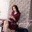 เสื้อผ้าเกาหลี พร้อมส่ง Mini Dress ลายสกอต สุดชิคค่ะ นำเข้าจาก korea ผ้าคอตตอน เนื้อนิ่ม thumbnail 1