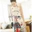Anne Dreamy Fantasy Printed Dress thumbnail 6