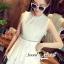 เสื้อผ้าเกาหลี พร้อมส่ง Princess Ivora Lace Set thumbnail 8