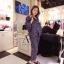 เสื้อผ้าแฟชั่นพร้อมส่ง เซ็ท เสื้อ+กางเกง ยีนส์แท้ 100% thumbnail 3