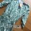 เสื้อผ้าเกาหลี พร้อมส่งเพลย์สูทสีเขียวมิ้นท์พิมพ์ลายดอกเดซี่สไตล์เฟมินีน thumbnail 15