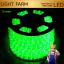 ไฟสายยาง ท่อกลม LED 100 m สีเขียว thumbnail 1