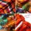 ชุดเดรสเกาหลี พร้อมส่งเดรสตัวยาว สีส้มโทนสดใส thumbnail 5