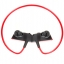 ZONOKI ZONOKI B97 หูฟังบลูทูธ bluetooth stereo headset แบตเตอรี่ในตัว รับโทรศัพท์ได้ -red thumbnail 2