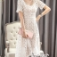 Classic Lace Dress Present Elegance New Collection thumbnail 3