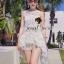 ( พร้อมส่ง) Set White Cami Blossom Lace match with Short by Seoul Secret thumbnail 1