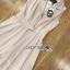 เสื้อผ้าเกาหลีพร้อมส่ง จัมป์สูทแขนกุดตกแต่งกระดุมสไตล์มินิมัล thumbnail 17