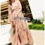 Ana Summer Style Printed Chiffon Jumpsuit thumbnail 2