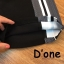 เสื้อผ้าแฟชั่นพร้อมส่ง เสื้อเกาะอกมาคู่กับกางเกงโทนสีขาวดำ thumbnail 10