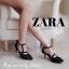 งานเก๋เว่อร์สไตล์ Zara รองเท้าส้นเข็มหัวแหลมสไตล์ซาร่า thumbnail 1