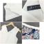 เสื้อผ้าเกาหลี พร้อมส่งชุดเซ็ทเสื้อ+กางเกง 5 ส่วนขาบานใส่สบาย thumbnail 4