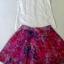 ( พร้อมส่ง) ชุดเซ็ทเสื้อกับกระโปรงแบรนด์ zara เสื้อคอปกเชิ๊ตทรงแขนกุด เนื้อผ้าcotton ดีเทลตีเกล็ดเสื้อเนี๊ยบเป็นระเบียบประณีตสวย กระโปรงผ้า silk polyester ผ้าพิมพ์ลายเพ้นท์สี ทรงA จีบระบายรอบตัว มีซับในนะคะ thumbnail 7