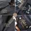 เสื้อผ้าเกาหลี พร้อมส่งเสื้อคลุมแขนกุด เนื้อผ้าสักหลาดหนา thumbnail 14