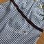 ชุดเดรสเกาหลีพร้อมส่ง เดรสแขนกุดผ้าคอตตอนลายสก็อตปักลายดอกกุหลาบ thumbnail 8
