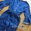 เสื้อผ้าเกาหลี พร้อมส่งจัมป์สูทผ้าเดนิมผูกโบที่เอวสไตล์ลำลอง thumbnail 15