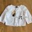 Eva Sweet Basic Embroidered Cotton Outerwear thumbnail 11