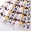 ( พร้อมส่งเสื้อผ้าเกาหลี) เดรสลายตุ๊กตา ผ้าเนื้อดีทรงปกคอบัวติดรูปตุ๊กตา 2 ข้าง แขนสามส่วน กระโปรงพิมพ์ผ้าพิมพ์ลายทั้วตัวน่ารัก ทรงเอวขอบ งานสวยเนี๊ยบใส่แล้วดูสวยมากๆ รุ่นนี้งานจริงสวยน่ารักมากๆ thumbnail 9