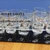 ฐานใส่แก้ว อะคริลิก รหัส 013-JT-SHOT 2