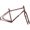 Surly Troll Frameset - Get Gone Maroon