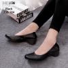 รองเท้าดำ #คัชชูดำสุดภาพ [สีดำ]
