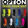 ถุงเท้ากันลื่นแบบยาว Option