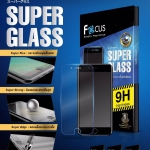 Focus ฟิล์มกระจกนิรภัย iphone 7 plus รุ่น Super Glass