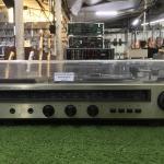 เครื่องเล่นแผ่นเสียง SANYO รุ่น DCW-M100 สินค้าไม่พร้อมใช้งาน (ต้องซ่อม)