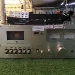 เครื่องเล่นเทป ONKYO TA-600 สินค้าไม่พร้อมใช้งาน (ต้องซ่อม)