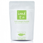 Ime Collagen Peptide Matcha Green Tea 100,000 mg. ไอเม่ คอลลาเจนชาเขียวมัทฉะ