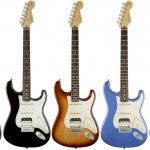 American Standard Stratocaster HSS Shawbucker