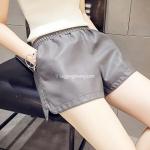 กางเกงขาสั้นหนัง มี 3 สี S-2XL