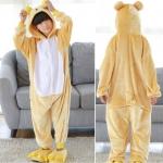 ชุดแฟนซีชุดมาสคอต หมีคูมะ