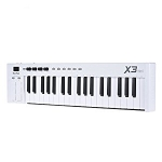 Midiplus X3 Mini 37 Mini Velocity Sensitive Keys USB Midi Keyboard