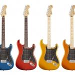 Standard Stratocaster Satin